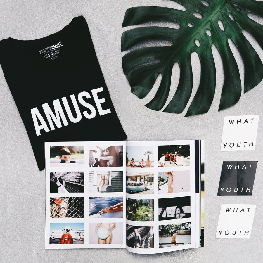 Amuse x What Youth