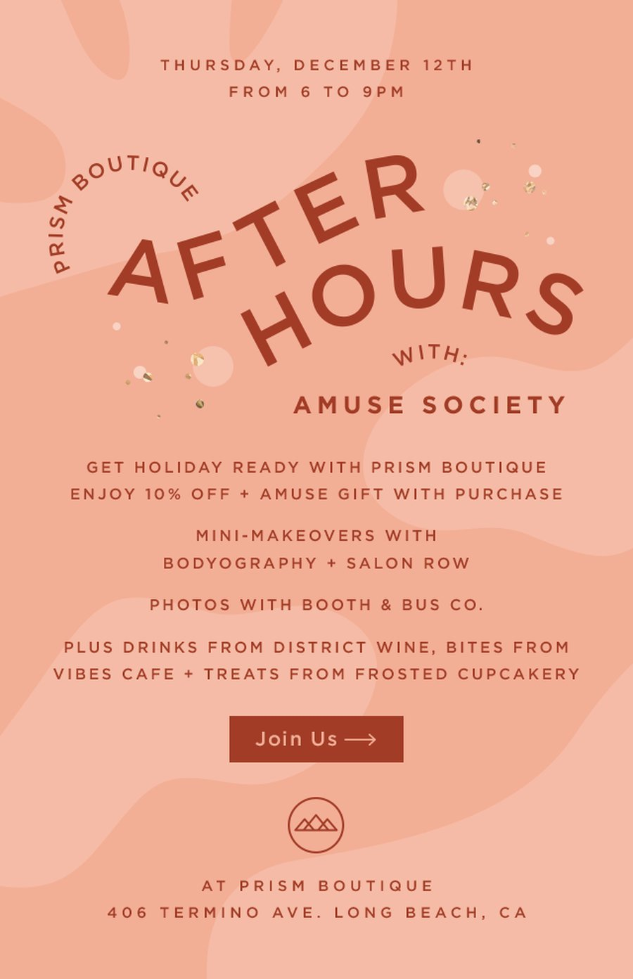After Hours Invite