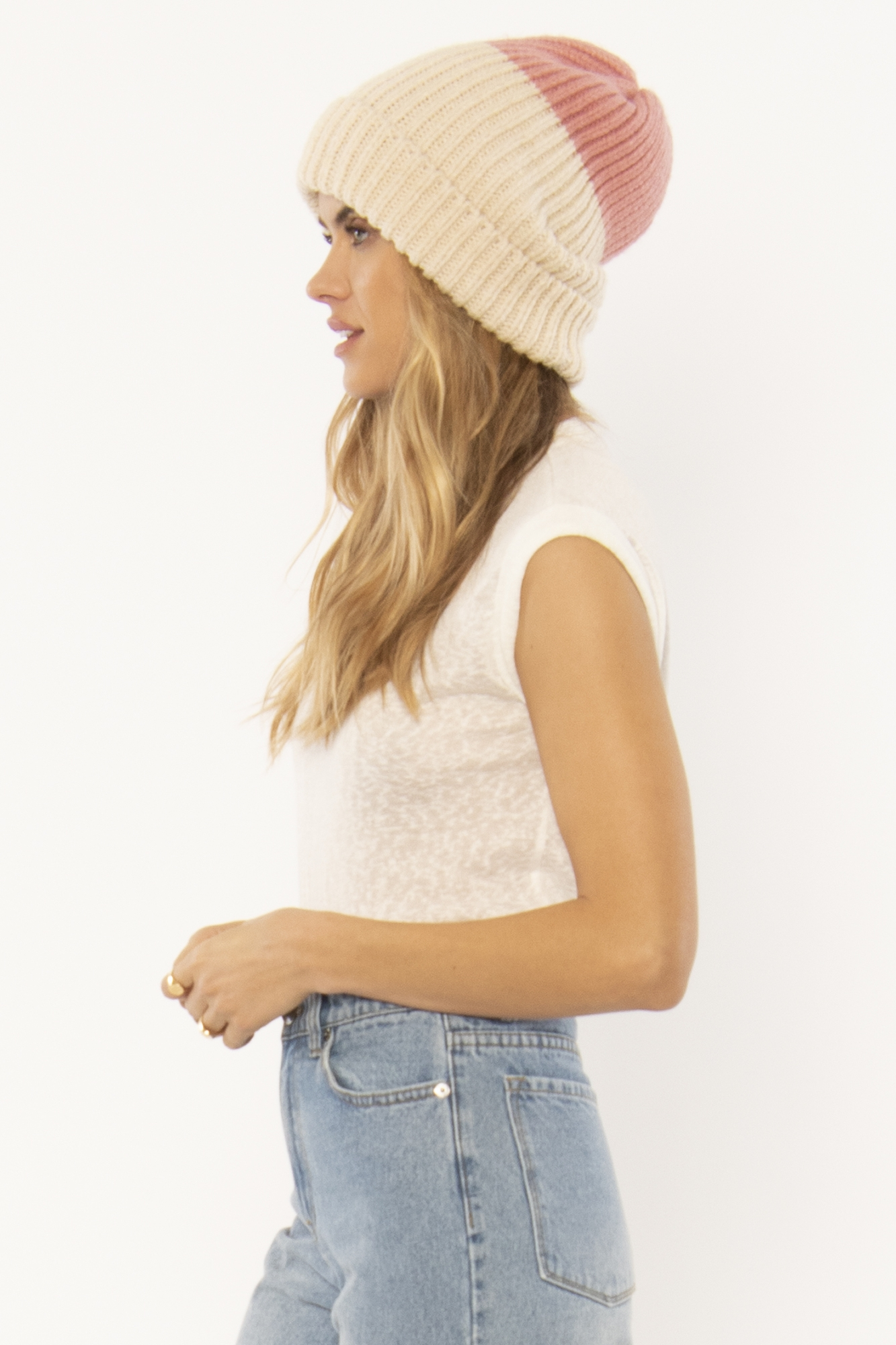 Block Party Knit Beanie