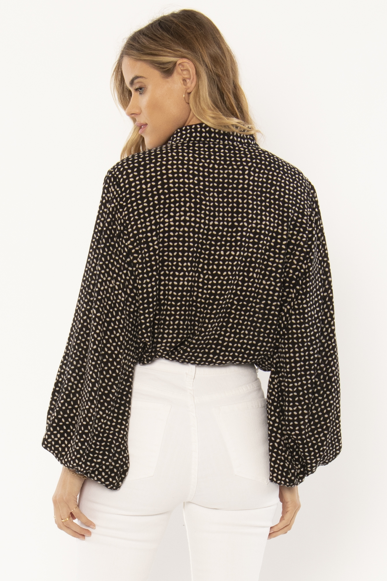 Camille Woven Top