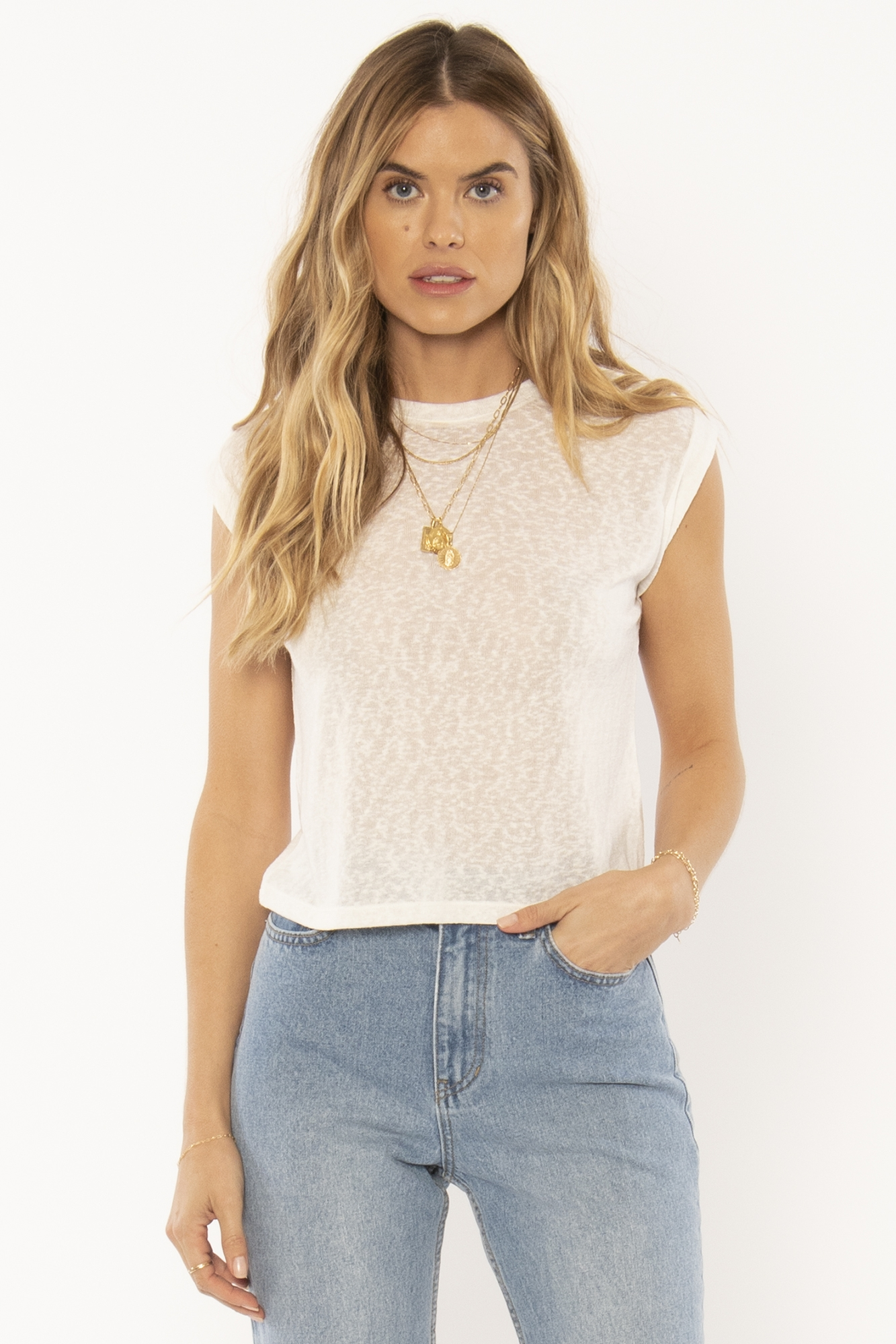 Chloe Knit Top