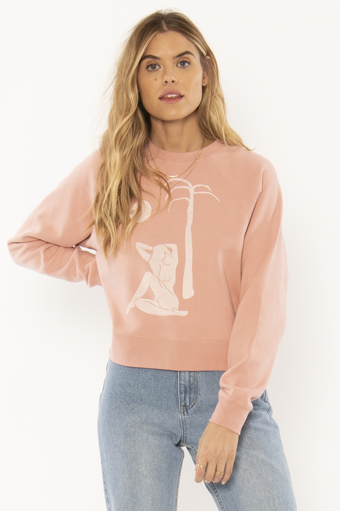 Island Muse Pullover
