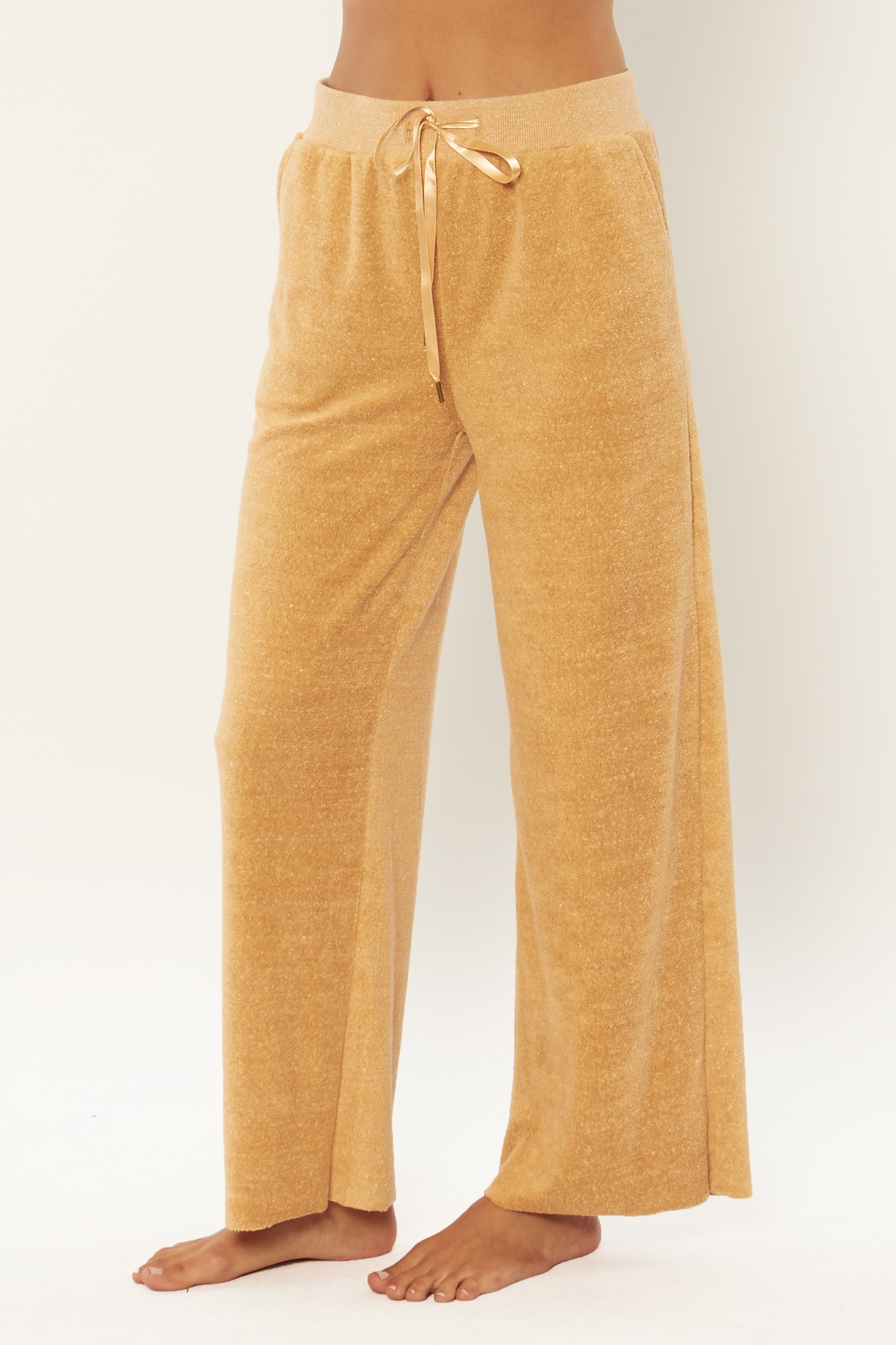 Kick Slicker Terry Pant