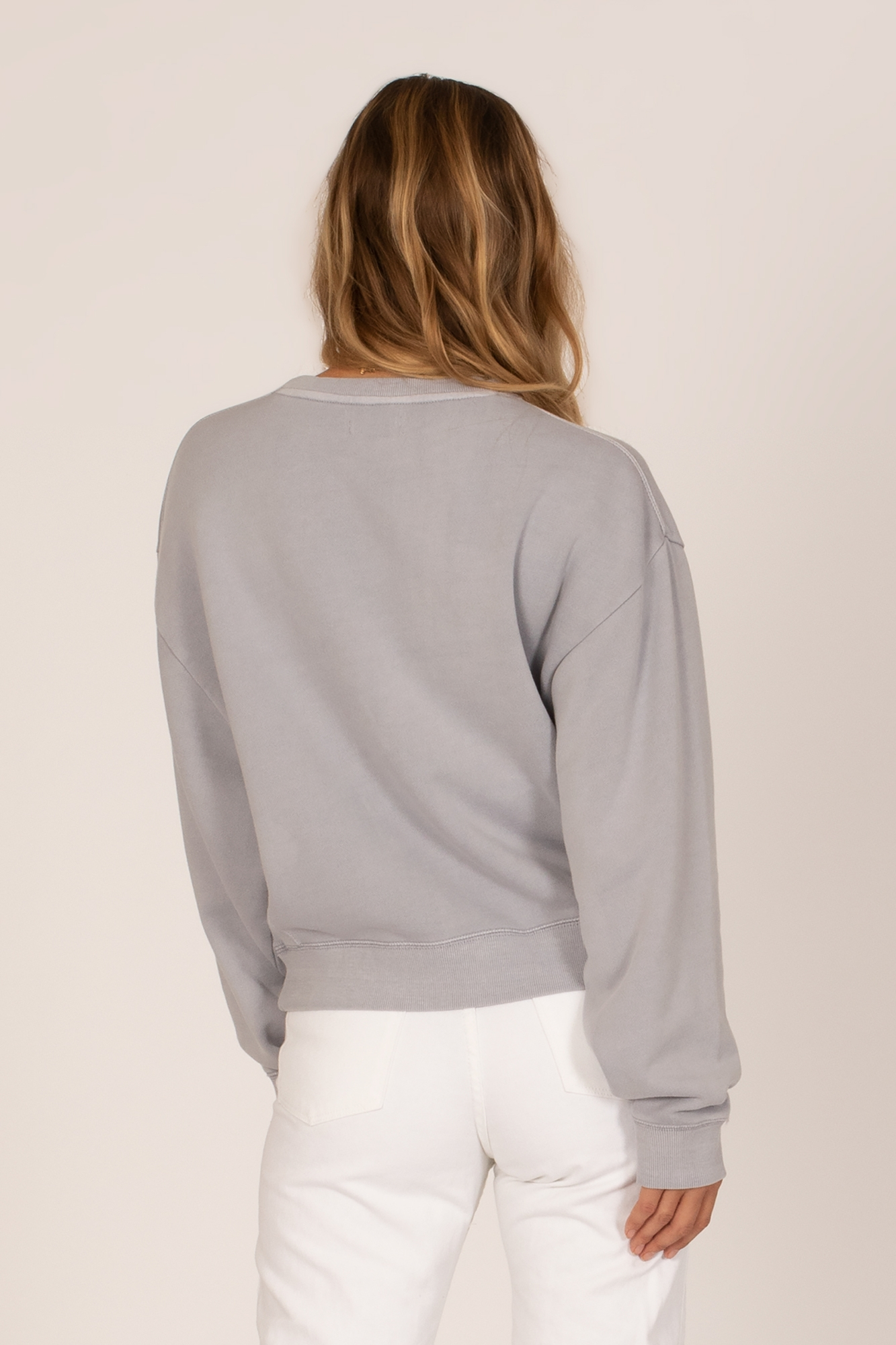 Misty Morning Fleece Pullover