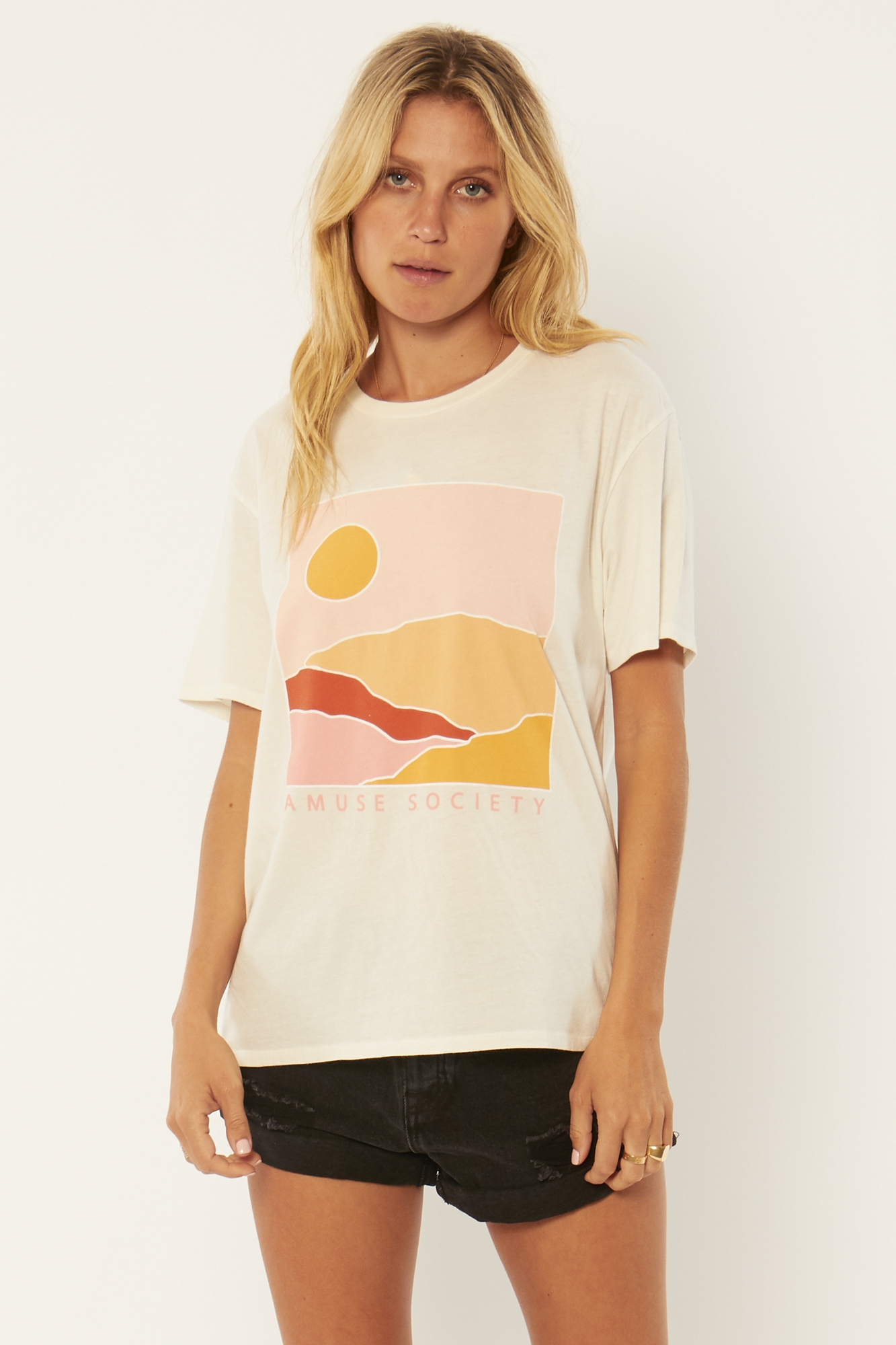 Painted Hills S/S Knit Tee
