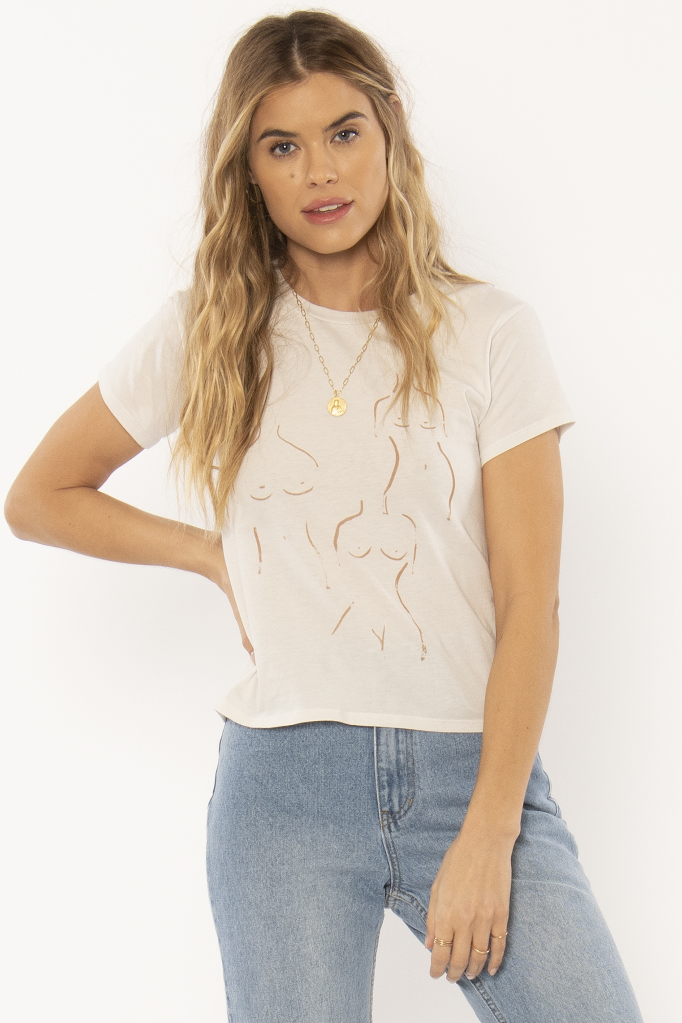 Painted Muse Tee