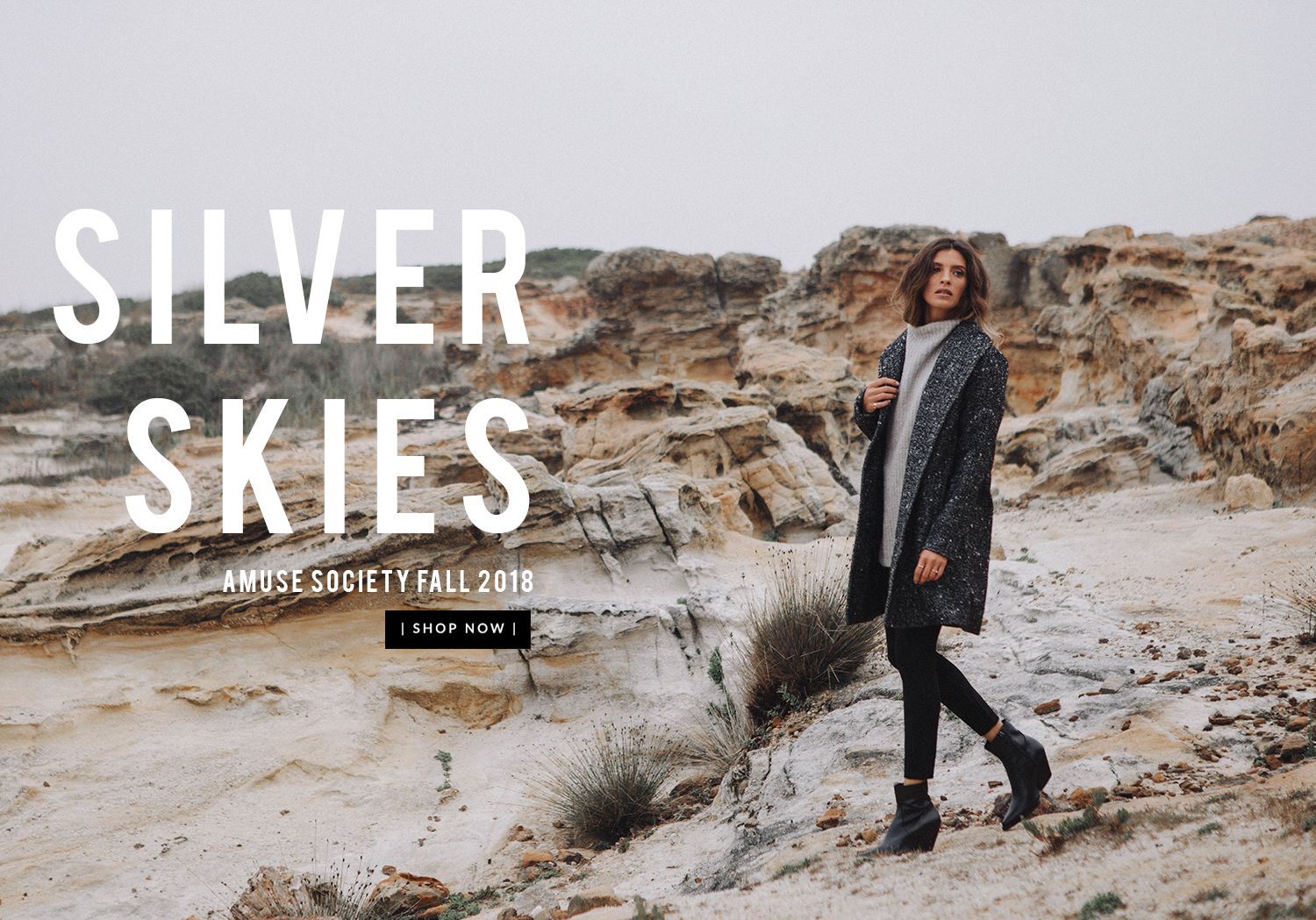 SILVER SKIES  | Part II